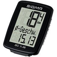 Sigma BC 7.16 - Kerékpáros computer