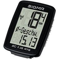 Sigma - BC ATS 7,16 - Kerékpáros computer