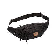 Meatfly Wally 2 Waist Bag Black - Övtáska