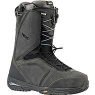 Nitro Team TLS Black fekete színű - Snowboard cipő