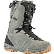 Nitro Team TLS Charcoal - Snowboard cipő