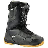Nitro Venture TLS Black - Gum - Snowboard cipő