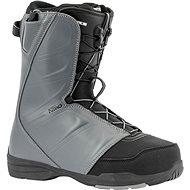 Nitro Vagabond TLS Charcoal - Snowboard cipő