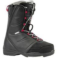 Nitro Flora TLS Black - Snowboard cipő
