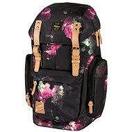 Nitro Daypacker Black Rose - Városi hátizsák