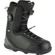 Nitro Club BOA Dual Black méret 46 EU / 305 mm - Snowboard cipő