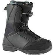 Nitro Vagabond BOA fekete méret 46 EU / 305 mm - Snowboard cipő