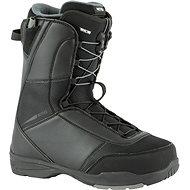 Nitro Vagabond TLS Fekete méret 47 1/3 EU / 315 mm - Snowboard cipő