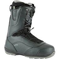 Nitro Venture TLS fekete méret: 44 2/3 EU / 295 mm - Snowboard cipő