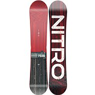 Nitro Prime Distort Wide méret 163 cm - Snowboard