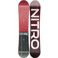 Nitro Prime Distort mérete158 cm - Snowboard
