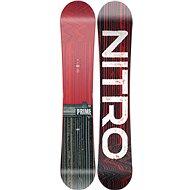 Nitro Prime Distort méret 162 cm - Snowboard