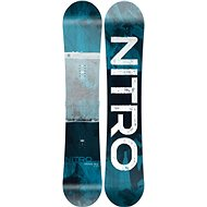 Nitro Prime Overlay Wide méret 163 cm - Snowboard