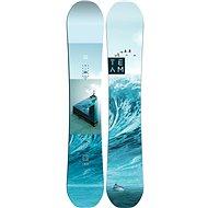 Nitro Team Exposure Wide mérete 162 cm - Snowboard