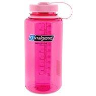 Nalgene Wide Mouth 500ml, rózsaszín/virág - Ivó palack