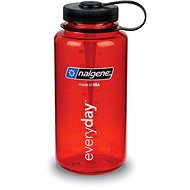 Nalgene Wide Mouth 1000ml, piros - Kulacs