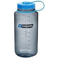 Nalgene Wide Mouth 1000ml, szürke - Kulacs