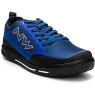 Northwave Clan kék/narancssárga - Kerékpáros cipő