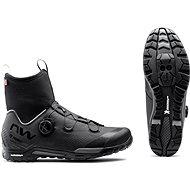 Northwave X-Magma Core fekete EU 45 - Kerékpáros cipő