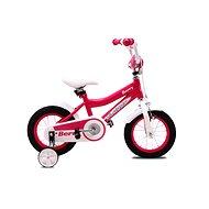 """OLPRAN berry, rózsaszín / fehér, 12 """" - Gyerek kerékpár 12"""""""