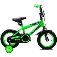 """OLPRAN Matty, zöld / fekete, 12 """" - Gyerek kerékpár 12"""""""