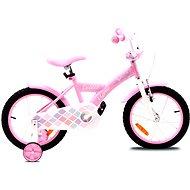 """OLPRAN Debbie 16"""", lila / kék - Gyerek kerékpár"""