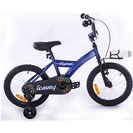 """OLPRAN Tommy 16"""" - világoskék/fehér - Gyerek kerékpár 16"""""""