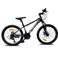"""OLPRAN XC 24"""" Christina full disc fehér - Gyerek kerékpár"""