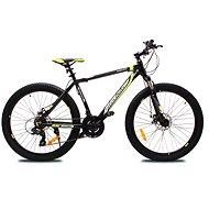 """Olpran Nicebike Toxic fekete / sárga - Hegyi kerékpár 26"""""""