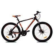 """Olpran Nicebike Toxic fekete / narancs - Hegyi kerékpár 26"""""""