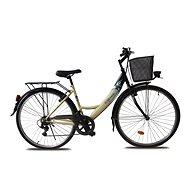 """Olpran Mercury Lux 28"""" L homok - Cross kerékpár"""