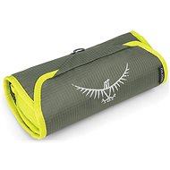Osprey ULTRALIGHT WASHBAG ROLL electric lime - Kozmetikai táska