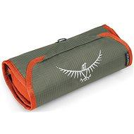Osprey ULTRALIGHT WASHBAG ROLL poppy orange - Kozmetikai táska