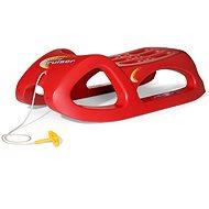 Rolly Toys Snow Cruiser piros - Szánkó