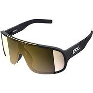 Kerékpáros szemüveg POC Aspire Uranium Black Violet/Gold Mirror