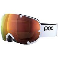 POC Lobes Clarity Hydrogen White/Spektris Orange One Size - Síszemüveg