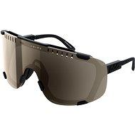 Kerékpáros szemüveg POC Devour Uranium Black BSM