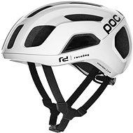 Kerékpáros sisak POC Ventral AIR SPIN Hydrogen White Raceday