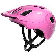 POC Axion SPIN Actinium Pink Matt MLG - Kerékpáros sisak