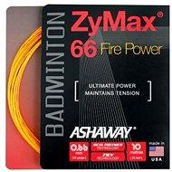 Ashaway Zymax Fire Power 66 narancssárga - Tollasütő húr