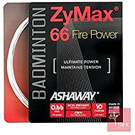 Ashaway Zymax Fire Power 66 fehér - Tollasütő húr