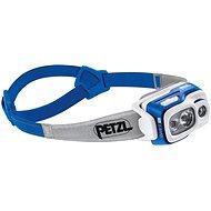 Petzl Swift RL, kék - Fejlámpa