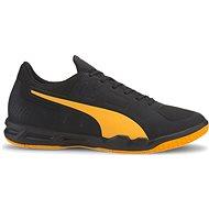 Puma Auriz fekete/narancssárga - Teremcipő