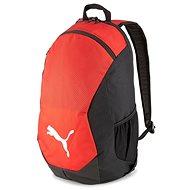 Puma teamFINAL 21 Backpack, piros-fekete - Sporthátizsák