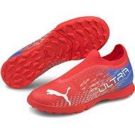 PUMA_ULTRA 3.3 TT Jr piros / fehér - Futballcipő