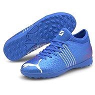 PUMA_FUTURE Z 4.2 TT Jr kék / piros - Futballcipő