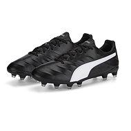 PUMA_KING Pro 21 FG fekete / fehér - Futballcipő