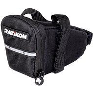 RATIKON tépőzáras, fekete (P) - Kerékpáros táska