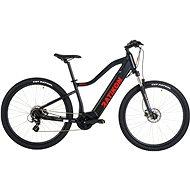 """Ratikon EHT 9.1 méret 17""""/ M fekete - Elektromos kerékpár"""