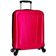 Sirocco T-1213/1-S ABS - rózsaszín - Bőrönd